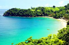 Trinidad & Tobago, where I lived for two years. An amazing place to go and relax!