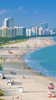 Miami Beach, Florida ✓