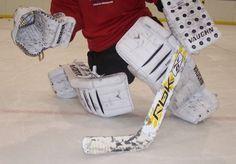 Basic Considerations in Power Slide Mechanics - InGoal Magazine Hockey Drills, Hockey Memes, Hockey Goalie, Ice Hockey, How To Do Butterfly, Goalie Pads, Hockey Training, Hockey Coach, Modern Games