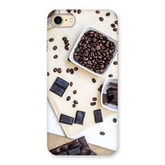 Coffee Beans and Chocolate Back Case for iPhone 7 | Mobile Phone Covers & Cases in India Online at CoversCart.com