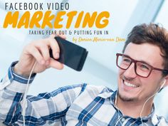 Social media insights for small businesses, lots of local online marketing tips and of course, orange glasses! Facebook Marketing, Online Marketing, Social Media Marketing, Digital Marketing, About Facebook, Facebook Video, Social Media Content, Social Media Tips, Social Media Conference