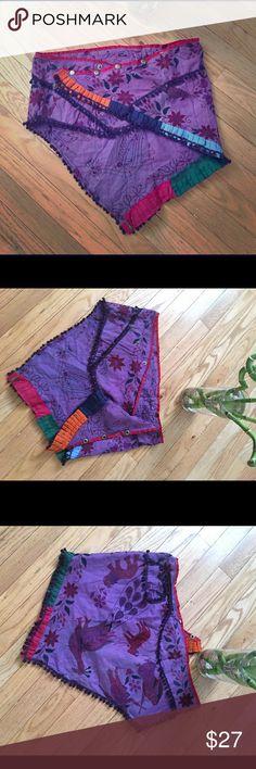 Hand Mede embroidery banjara belt /skirt Beatiful banjara handmade embroidery belt/skirt boho bohemian style Other