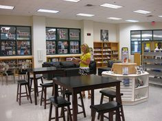 Creekview - The Unquiet Library