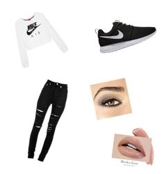 Designer Clothes, Shoes & Bags for Women Avon, Polyvore Fashion, Yves Saint Laurent, Bts, Shoe Bag, Nike, Clothing, Stuff To Buy, Shopping