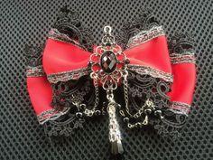 hair accessory lolita lolita dress headdress gothic hair bow bows