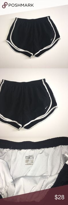 Black Nike Shorts In Good Condition. Nike Shorts