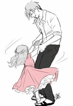 Lysandre e sua filha    Amor Doce