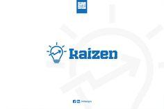 Kaizen - Logo #logo #logodesign #branding #identity #illustration #logotype #mfdesigns #تصميم #تصميمات #شعار #شعارات #تصميم_شعارات #لوجو #لوقو #جرافيك #فوتوشوب