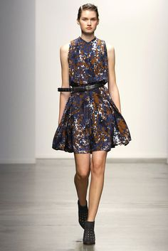 look 33 - Rachel Comey Spring 2013 Ready-to-Wear Collection Slideshow on Style.com