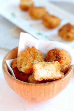 Fried Mashed Potato Balls | Community Post: 19 Life-Changing Ways To Eat Mashed Potatoes This Thanksgiving