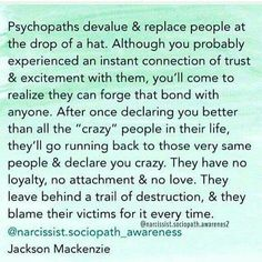 This describes my newest ex friend 1000% I know I'm in NPD recovery treatment due to DV issue but I keep forgetting narcs come in ALL forms, not just bf but with female friends too. God did she suck the life out of me &  cause chaos wherever she would go. She triangulated friendships, not just thru/with me but now learning even before I met her. She is certifiably insane!