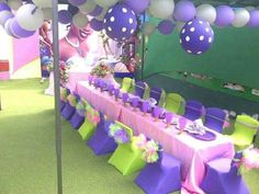 PRINCESS AND THE FROG Birthday Party Ideas | Photo 5 of 8 | Catch My Party