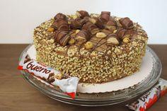 Kinder Bueno Torte backen – Torten Rezepte