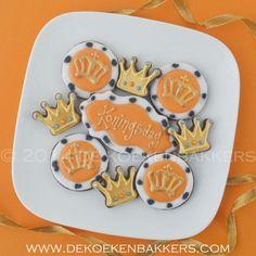 Koningsdag koekjes