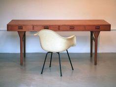 nanna ditzel-modern design-dulwich fair-the modern warehouse-medernist desk | two columbia road