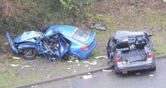 Two men charged over Shipley Airedale Road double death crash
