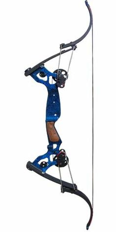 CP Oneida Osprey Bow.  The perfect combination of a recurve and compound bow.