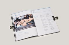 –  A publication for touring artists of Australian dance and electronic  festival, Parklife.