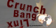 Crunch Bang Linx Font · 1001 Fonts