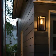 Modern Traditional Wall Lantern Outdoor Garden Outside Exterior Wall Light Lamp Exterior Wall Light, Wall Lantern, Modern Traditional, Lamp Light, Lanterns, The Outsiders, Porch, Wall Lights, Garden