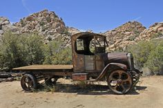 1922 Mack Truck with Chain Drive | by Runemaker
