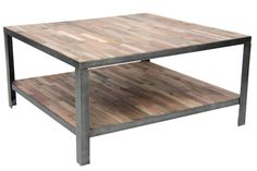 Perfect Square Coffee Table Wood With Sign Up Receive A Discount ...
