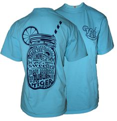 Auburn Mason Jar Tee- Tiger Rags is out of my size right now :(