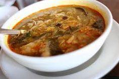 Samusa Soup Recipe from Burma Superstar in Oakland  http://ncjay.wordpress.com/2007/01/15/samusa-soup-recipe/