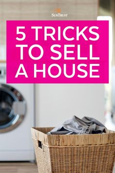 1000 images about other things on pinterest soak feet ice packs and pink sugar perfume - How to sell a house quicker five tricks that help ...