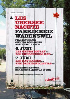BIENVENUE - les-uebersee-naechtes Webseite!