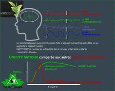 Unicity Matcha idéal comme complément à l'entrainement Qi Gong, Matcha, Tai Chi Chuan, Stress, Comme, The Brain, Self Confidence, Drink, Psychological Stress