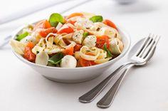 Pasta a la caprese: de Italia a tu mesa