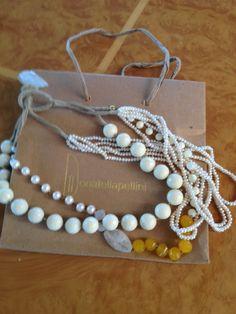 A unique collier from Donatella Pellini da Milano!!! Marvellous!!!