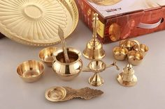 Silver Pooja Items, Kitchen Herbs, How To Make Coffee, Soapstone, Mortar And Pestle, Traditional Kitchen, Oil Lamps, Best Coffee, Coffee Maker