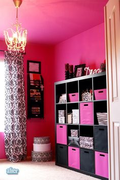 Love the prints and colors. Definitely doing this to my new room.