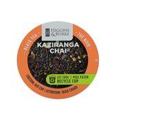Kaziringa Chai™ Tea RealCup for Single Serve Coffee Makers, Free Shipping #HigginsBurke