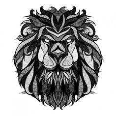 #lion #art