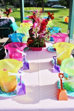 Camilla's Tropical Flamingo 1st Birthday Party ♦ℬїт¢ℌαℓї¢їøυ﹩♦