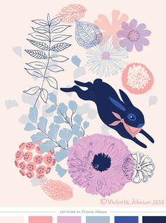 Color Inspiration Daily: 05. 29. 14 - Creature Comforts