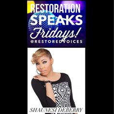 """Top 100 bible quotes photos Restoration Speaks Friday is here and once again, we are thrilled! 👏🎉🎊 Today, we are featuring @Shaunesi DeBerry, CEO of Network BuildHER and also known as """"Ms. Multipreneur."""" Shanunesi's victory has a sound that the world needs to hear!  In her own words; here's a glimpse of her story of restoration…  I was born & raised in Durham NC and currently..."""