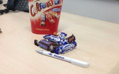 Thank you treats from our lovely client Pelydryn :)