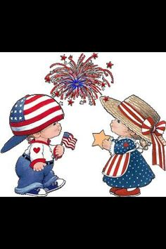 4th Of July Events, 4th Of July Celebration, Happy Fourth Of July, July 4th, Halloween 3, 4th Of July Clipart, 4th Of July Images, Happy Birthday Vintage, Happy Birthday America