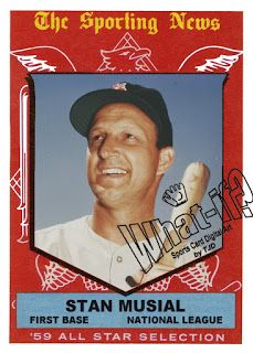 1959 Topps Stan Musial (All Star)