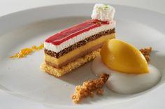 Argentina - Plated Dessert