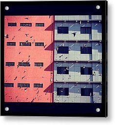 Instagram Photo Acrylic Print  metallic buy now