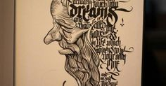 Calligraphy drawing, Calligraphy and Typography on Pinterest