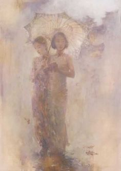 The Umbrella...Hu Jun Di