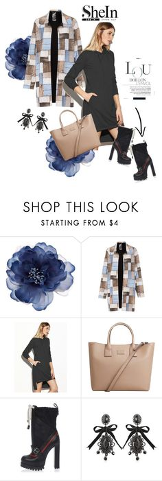 """""""New year, new you"""" by trumpdesi ❤ liked on Polyvore featuring Accessorize, Norma Kamali, MANGO and Dsquared2"""