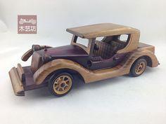 Качество из твердой древесины ручной работы классический модель автомобиля украшения(China (Mainland))