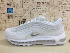Nike Running Shoes. Popular Nike Air Max 97 Retro White bullet Men s  Women  Casual Shoes Walking 921826-101 93066c159